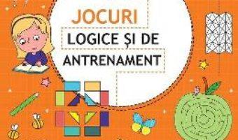 Cartea Jocuri logice si de antrenament 11 ani+ (download, pret, reducere)