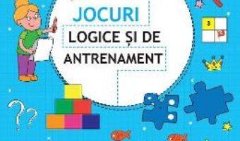 Cartea Jocuri logice si de antrenament 9 ani+ (download, pret, reducere)