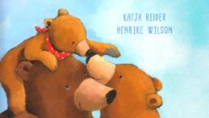 Cartea Tu esti comoara noastra – Katja Reider, Henrike Wilson (download, pret, reducere)