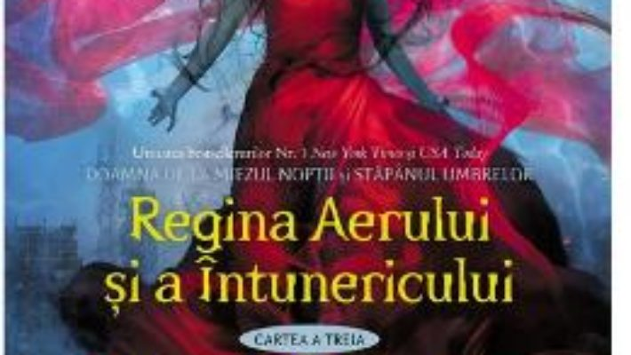 Cartea Regina Aerului si a Intunericului. Uneltiri intunecate. Vol.3 – Cassandra Clare (download, pret, reducere)