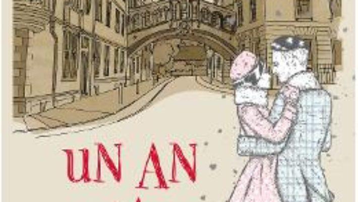 Cartea Un an la Oxford – Julia Whelan (download, pret, reducere)