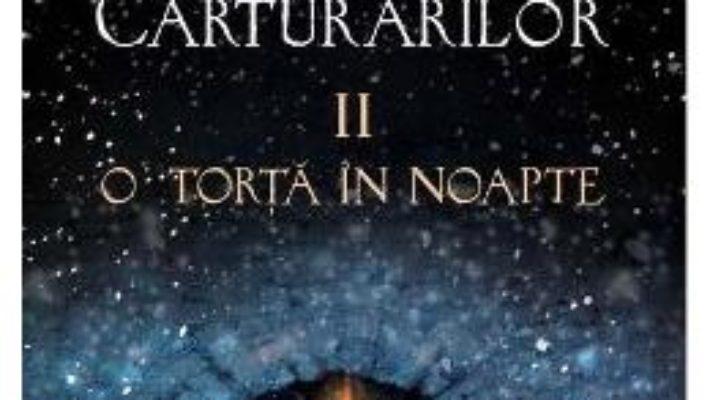 Cartea Elias si spioana Carturarilor II: O torta in noapte – Sabaa Tahir (download, pret, reducere)