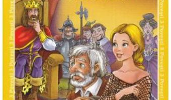 Cartea 3 Povesti: Tarancuta cea isteata. Sfatul sorecilor. Gasca cu oua de aur (download, pret, reducere)