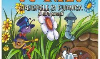 Cartea Povesti cu talc 2: Greierele si furnica si alte povesti (download, pret, reducere)