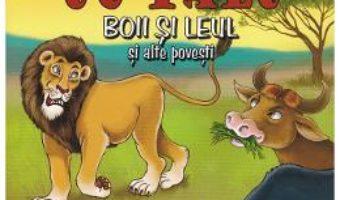 Cartea Povesti cu talc 6: Boii si leul si alte povesti (download, pret, reducere)