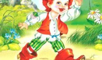 Cartea Citim pe silabe: Baietel-degetel (download, pret, reducere)
