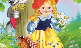 Cartea Citim pe silabe: Scufita Rosie (download, pret, reducere)