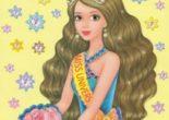 Cartea Coloram-citim: Miss Univers (download, pret, reducere)