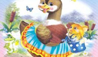 Cartea Din folclorul copiilor: Vine rata de la balta (download, pret, reducere)