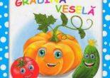Cartea Bulinele vesele: Gradina vesela (download, pret, reducere)