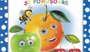 Cartea Bulinele vesele: Fructe si pomusoare (download, pret, reducere)