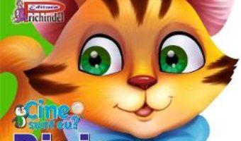 Cartea Cine sunt eu? Pisica (download, pret, reducere)