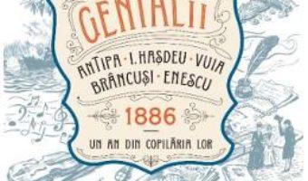 Cartea Genialii – Anca Nedelcu, Elena Diana Nedelcu (download, pret, reducere)
