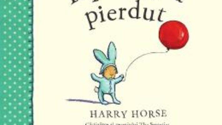 Cartea Iepuras s-a pierdut – Harry Horse (download, pret, reducere)