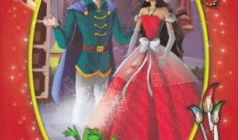 Cartea Printesa si broscoiul – Citim si coloram (download, pret, reducere)