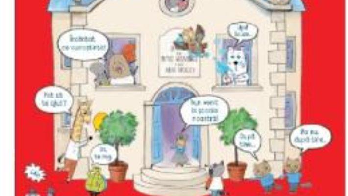 Cartea Scoala de bune maniere a lui Miss Molly (download, pret, reducere)
