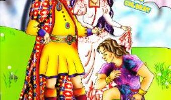Cartea Greuceanu. Carte de colorat – Petre Ispirescu (download, pret, reducere)