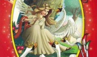 Cartea Lebedele – Citim si coloram (download, pret, reducere)