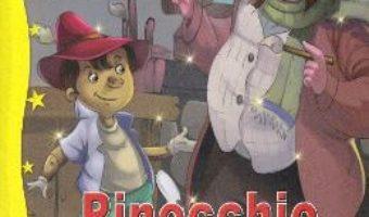 Cartea Pinocchio (download, pret, reducere)