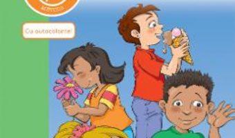 Cartea Descopar si invat cele cinci simturi – dupa metoda Montessori (download, pret, reducere)