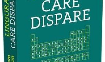 Cartea Lingura care dispare – Sam Kean (download, pret, reducere)