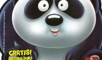 Cartea Ursul panda. Abtibilduri colorate (download, pret, reducere)