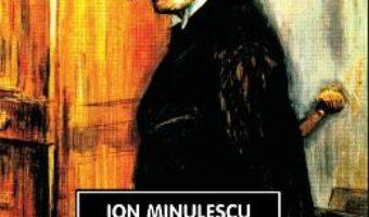 Cartea Corigent la limba romana – Ion Minulescu (download, pret, reducere)
