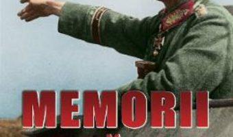 Cartea Memorii de razboi – Hasso von Manteuffel (download, pret, reducere)