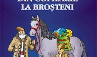 Cartea Amintiri din copilarie: La Brosteni. Carte de colorat cu povesti (download, pret, reducere)