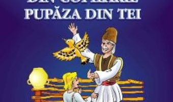 Cartea Amintiri din copilarie: Pupaza din tei. Carte de colorat cu povesti (download, pret, reducere)
