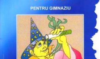 Cartea Chimie pentru gimnaziu – Viorica Sitaru (download, pret, reducere)