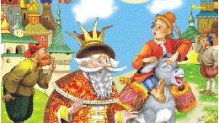 Cartea Povestioare hazlii – I. V. Carnauhova (download, pret, reducere)