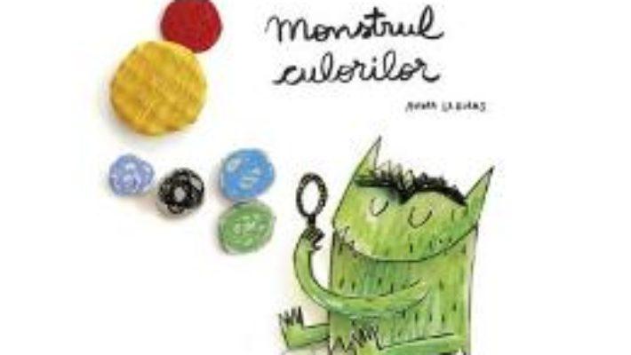 Cartea Monstrul culorilor – Anna Llenas (download, pret, reducere)