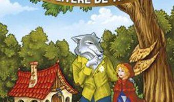 Cartea Scufita Rosie – Sa citim cu litere de tipar (download, pret, reducere)