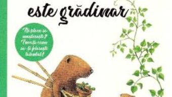 Cartea Castor este gradinar – Lars Klinting (download, pret, reducere)