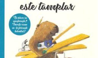 Cartea Castor este tamplar – Lars Klinting (download, pret, reducere)