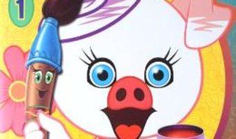 Cartea Marea carte de colorat: Animale vol.1 (download, pret, reducere)