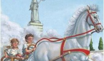 Cartea Portalul magic 16: Cursa de care la olimpiada – Mary Pope Osborne (download, pret, reducere)