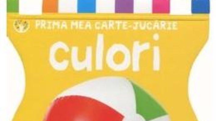 Cartea Bebe invata. Culori. Carte cu jucarie (download, pret, reducere)