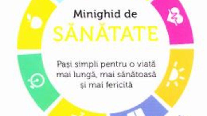 Cartea Minighid de sanatate – Michael Spira (download, pret, reducere)