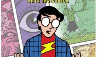 Cartea Sa intelegem benzile desenate – Scott McCloud (download, pret, reducere)