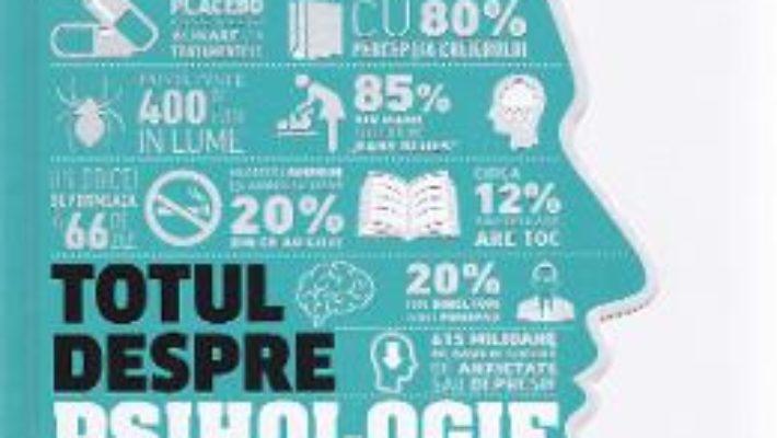 Cartea Totul despre psihologie. Psihologie aplicata in imagini (download, pret, reducere)