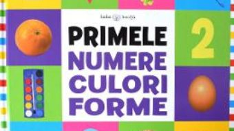 Cartea Bebe invata – Primele numere, culori, forme (download, pret, reducere)