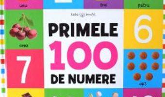 Cartea Bebe invata – Primele 100 de numere (download, pret, reducere)