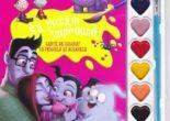 Cartea Disney. Vampirina. Sa pictam impreuna! Carte de colorat cu pensula si acuarele (download, pret, reducere)