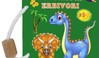 Cartea Dinozauri erbivori – Silvia Ursache-Brega (download, pret, reducere)
