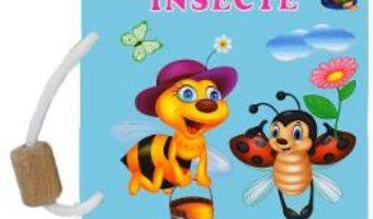 Cartea Insecte – Silvia Ursache-Brega (download, pret, reducere)