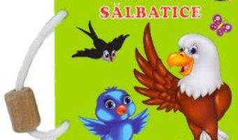Cartea Pasari salbatice – Silvia Ursache-Brega (download, pret, reducere)