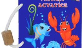 Cartea Vietati acvatice – Silvia Ursache-Brega (download, pret, reducere)