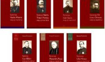 Cartea Set 7 volume: Episcopi martiri – Emanuel Cosmovici (download, pret, reducere)